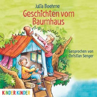 Julia Boehme: Geschichten vom Baumhaus