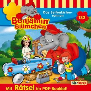 Vincent Andreas: Benjamin Blümchen - Folge 132: Das Seifenkistenrennen