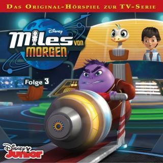 Conny Stark: Disney - Miles von Morgen - Folge 3