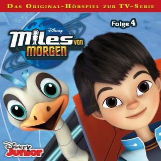Conny Stark: Disney - Miles von Morgen - Folge 4