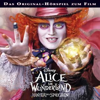 Gabriele Bingenheimer: Disney - Alice im Wunderland - Hinter den Spiegeln