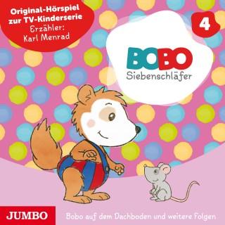 Markus Osterwalder: Bobo Siebenschläfer. Bobo auf dem Dachboden und weitere Folgen.