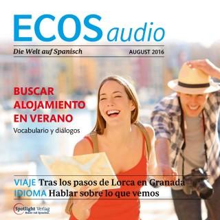 Covadonga Jiménez: Spanisch lernen Audio - Unterkunft suchen im Sommer
