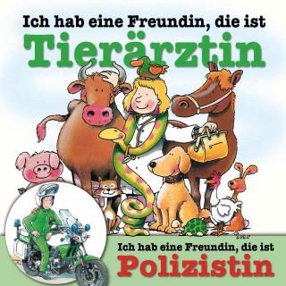 Susanne Schürmann, Ralf Butschkow: Ich hab eine Freundin, die ist Tierärztin / Polizistin