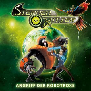 Michael Peinkofer, Janine Lüttmann: 02: Angriff der Robotroxe