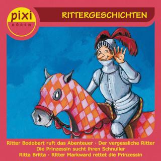 Heidemarie Brosche, Julia Boehme, Renus Berbig, Petra Wiese, Sebastian Weber: Rittergeschichten