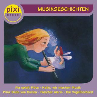 Christian Schulz, Burkhard Gorissen, Ulli Schubert, Ursel Maiorana, Hermann Altenburger: Musikgeschichten