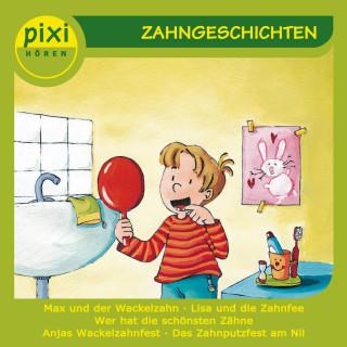 Simone Nettingsmeier, Julia Boehme, Christian Tielmann, Andreas Heske, Susanne Schürmann: PIXI hören - Zahngeschichten