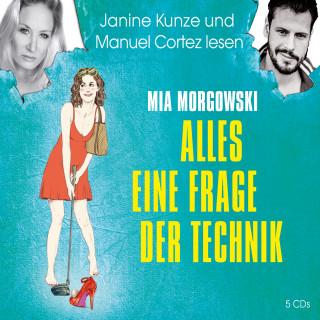 Mia Morgowski: Alles eine Frage der Technik