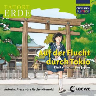Alexandra Fischer-Hunold: Tatort Erde - Auf der Flucht durch Tokio