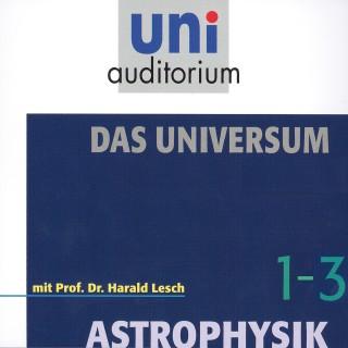 Harald Lesch: Das Universum-Paket, Teil 1 - 3