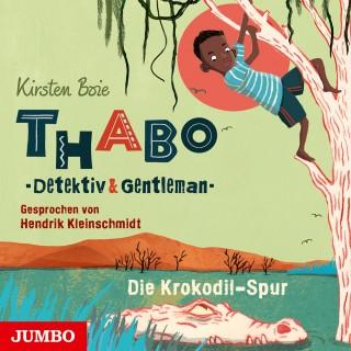 Kirsten Boie: Thabo. Detektiv & Gentleman. Die Krokodil-Spur