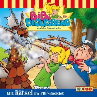 K.-P. Weigand: Bibi Blocksberg - Folge 119: und der Feuerdrache