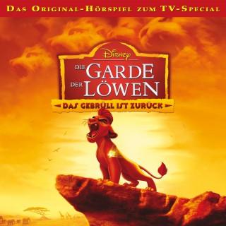 Cornelia Arnold: Disney / Die Garde der Löwen - Das Gebrüll ist zurück