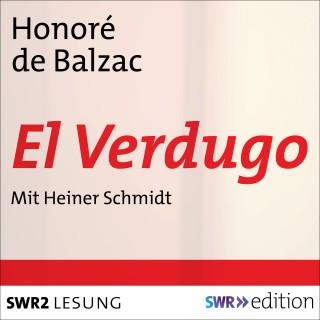 Honoré de Balzac: El Verdugo