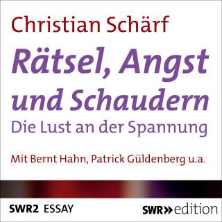 Christian Schärf: Rätsel, Angst und Schaudern