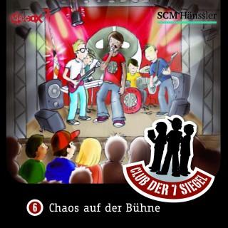 Christian Mörken: Chaos auf der Bühne