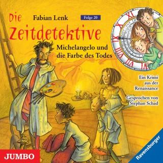 Fabian Lenk: Die Zeitdetektive. Michelangelo und die Farbe des Todes