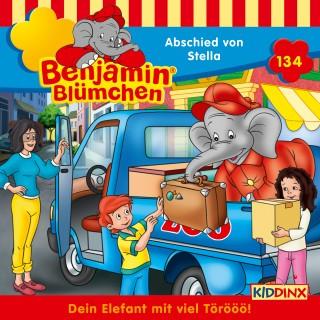 Vincent Andreas: Benjamin Blümchen - Folge 134: Abschied von Stella