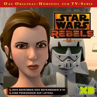 Gabriele Bingenheimer: Disney/Star Wars Rebels - Folge 12