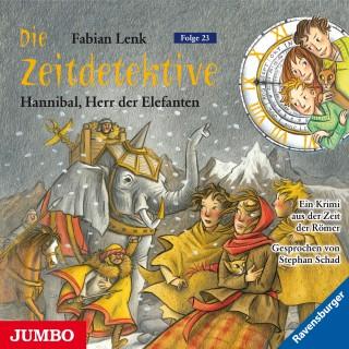 Fabian Lenk: Die Zeitdetektive. Hannibal, Herr der Elefanten
