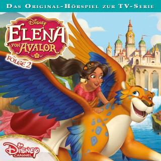 Conny Stark: Disney / Elena von Avalor - Folge 2: Charoca kocht vor Wut/ Estebans Geburtstag