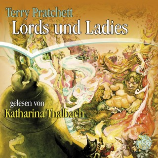 Terry Pratchett: Lords & Ladies