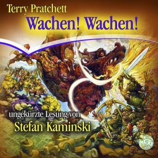 Terry Pratchett: Wachen! Wachen!