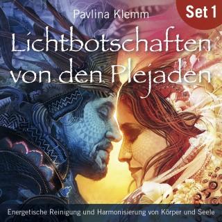Pavlina Klemm: Lichtbotschaften von den Plejaden (Übungs-Set 1)