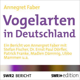 Annegret Faber: Vogelarten in Deutschland