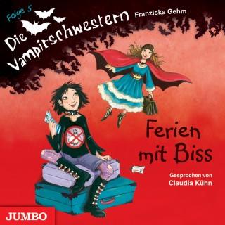 Franziska Gehm: Die Vampirschwestern. Ferien mit Biss