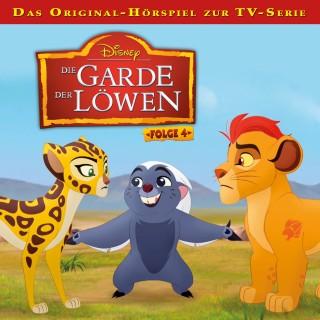 Cornelia Arnold: Disney / Die Garde der Löwen - Folge 4: Fulis neue Familie / Gemeinsam sind wir stärker