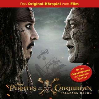 Gabriele Bingenheimer: Disney / Fluch der Karibik 5 - Salazars Rache
