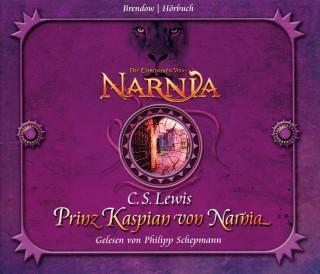 C.S. Lewis: Die Chroniken von Narnia Band 04: Der Prinz von Kaspian