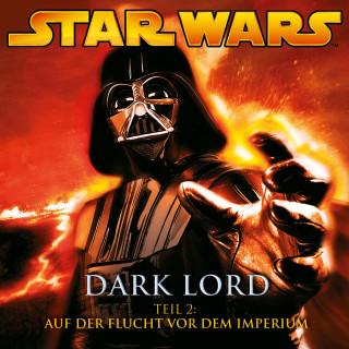 James Luceno: Dark Lord - Teil 2: Auf der Flucht vor dem Imperium