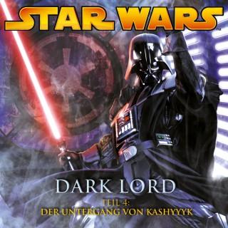 James Luceno: Dark Lord - Teil 4: Der Untergang von Kashyyyk