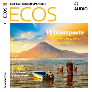 Covadonga Jiménez: Spanisch lernen Audio - Öffentliche Verkehrsmittel