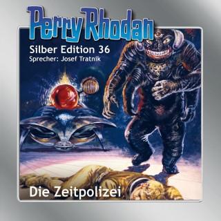 William Voltz, K.H. Scheer, Kurt Mahr, Clark Darlton: Perry Rhodan Silber Edition 36: Die Zeitpolizei