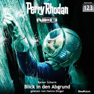 Rainer Schorm: Perry Rhodan Neo 123: Blick in den Abgrund