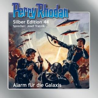 Clark Darlton, H. G. Ewers, Hans Kneifel, William Voltz, Kurt Mahr: Perry Rhodan Silber Edition 44: Alarm für die Galaxis