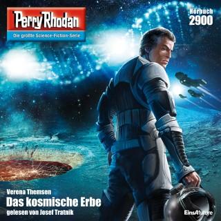 Verena Themsen: Perry Rhodan 2900: Das kosmische Erbe