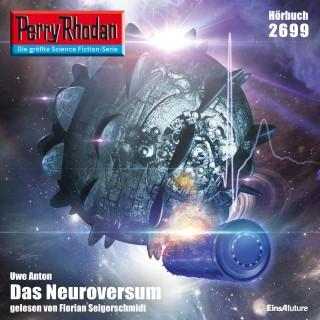 Uwe Anton: Perry Rhodan 2699: Das Neuroversum