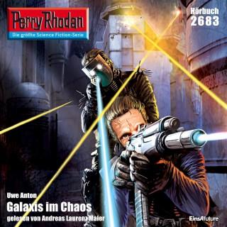 Uwe Anton: Perry Rhodan 2683: Galaxis im Chaos