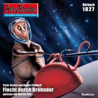 Peter Griese, Robert Feldhoff: Perry Rhodan 1827: Flucht durch Bröhnder