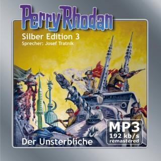 Clark Darlton, Kurt Mahr, K.H. Scheer: Perry Rhodan Silber Edition 03: Der Unsterbliche - Remastered