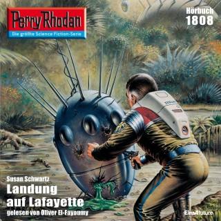 Susan Schwartz: Perry Rhodan 1808: Landung auf Lafayette