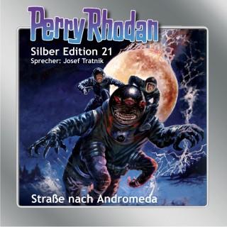 K.H. Scheer, Clark Darlton, Kurt Brand, Kurt Mahr, William Voltz, H.G. Ewers: Perry Rhodan Silber Edition 21: Straße nach Andromeda