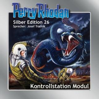 K.H. Scheer, Kurt Mahr, William Voltz, H.G. Ewers, Clark Darlton: Perry Rhodan Silber Edition 26: Kontrollstation Modul