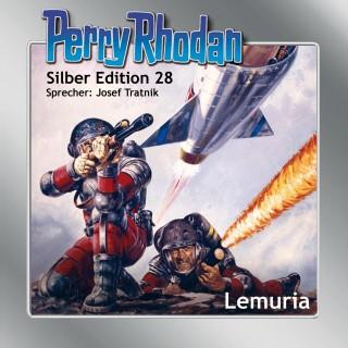 Clark Darlton, Kurt Mahr, H.G. Ewers, K.H. Scheer, William Voltz: Perry Rhodan Silber Edition 28: Lemuria