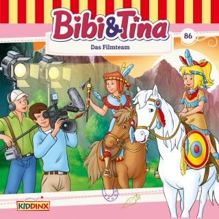 Markus Dittrich: Bibi & Tina - Folge 86: Das Filmteam